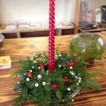クリスマス飾り〜♪